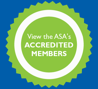 View the ASA's Accredited Members